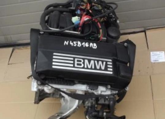 Moteur complet BMW Série 1 116i 1.6 i 115cv ( Type E87 ) N45B16