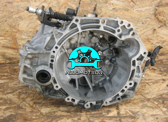 Boite de vitesses manuelle 6 vitesses Toyota Yaris II  1.4 D4-D 90cv