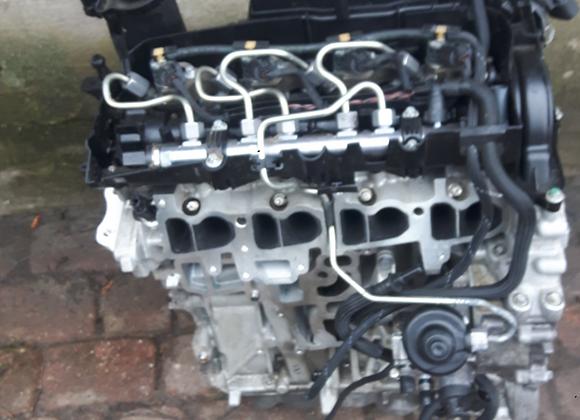 Bloc moteur nu culasse MINI COOPER R56 CLUBMAN 1,6 N47C16A