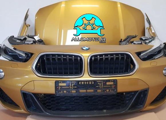 Face avant complète BMW X2 (F39)