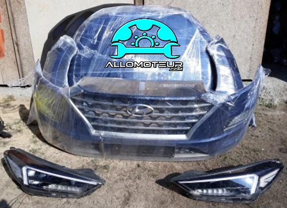 Face avant complète Hyundai Tucson III Phase 2 : 2018
