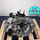 Boite de vitesses manuelle 6 vitesses TOYOTA Auris 1.4 D-4D 90cv