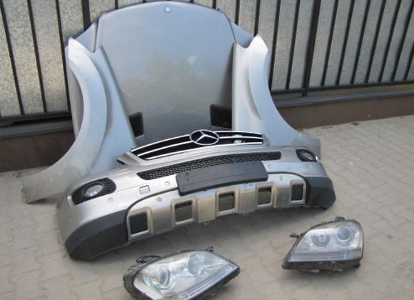 Face avant Mercedes-Benz ML ( Type W164 ) 2007