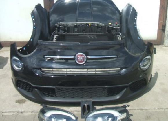 Face avant complète Fiat 500X Phase 2