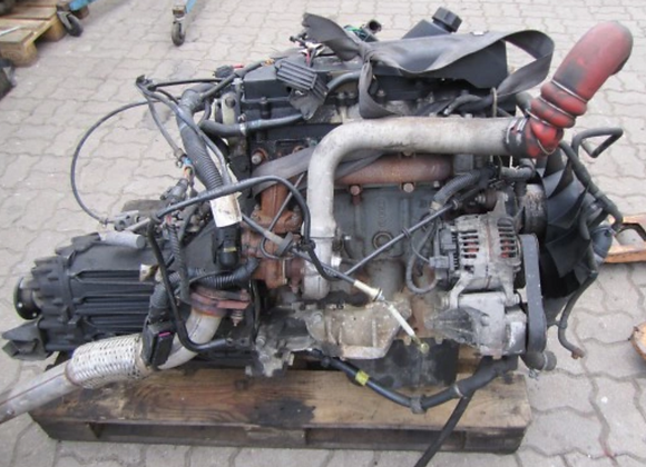 Moteur complet IVECO Daily III 2.3 TD 96cv 35S10