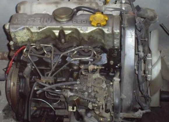 Moteur complet Nissan Vanette 2,3 D