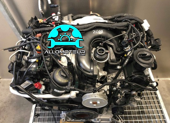 Moteur complet PORSCHE Cayenne 92A 3.0 TDi V6 24V Tiptronic S 240 cv