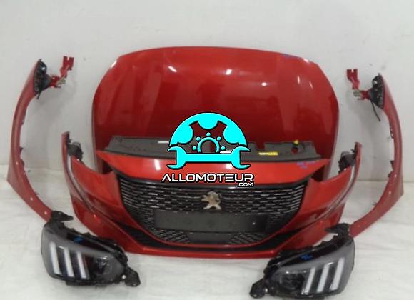 Face avant complète Peugeot 208 II GT LINE FULL LED