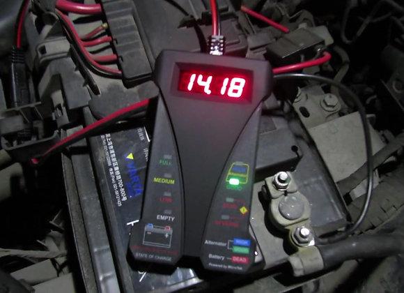 Testeur de batterie auto