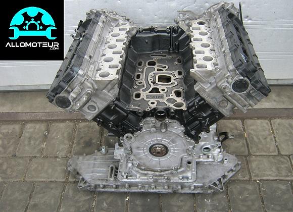 Bloc moteur nu AUDI A8 4.2 TDI 326cv BVN