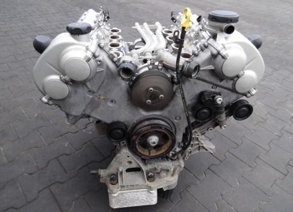 Bloc complet PORSCHE Cayenne 9PA 4.5 i V8 Turbo 450cv Boîte auto