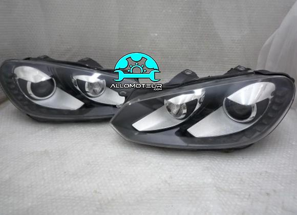Feux avant Bi - Xénons / LED Volkswagen Golf VI GTI