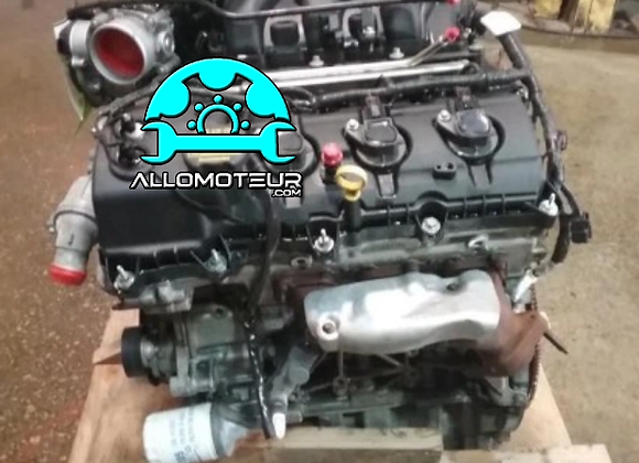 Bloc moteur nu MUSTANG 3,7 l V6 305 cv