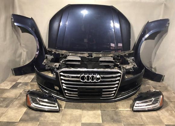 Face avant complète Audi A8 4H W12