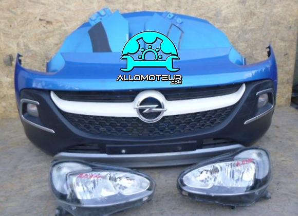 Face avant complète Opel Adam