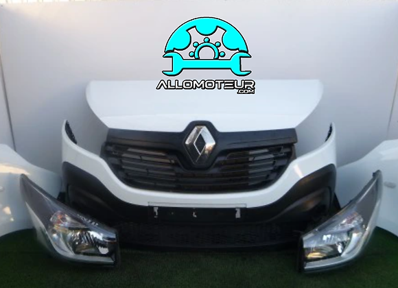 Face avant complète Renault Trafic III