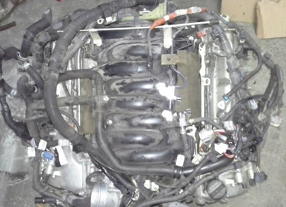 Moteur complet LAND CRUISER 200 Phase 2 5.7 V8