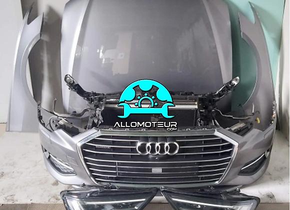 Face avant complète Audi A6 C8