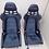 Sièges carbone PORSCHE 991 911 GT3 RS