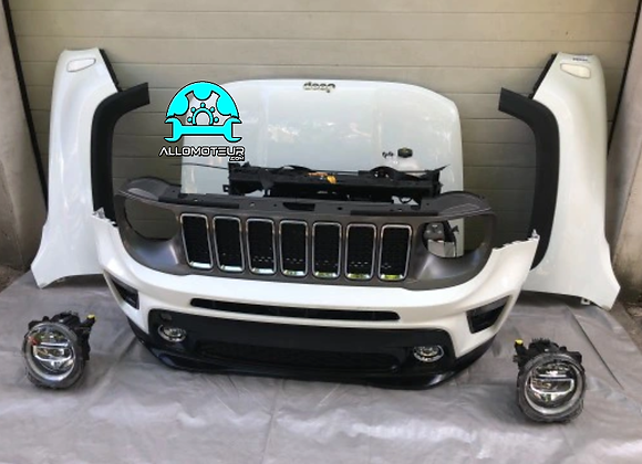 Face avant complète Jeep Renegade