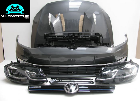 Face avant complet VW GOLF VII