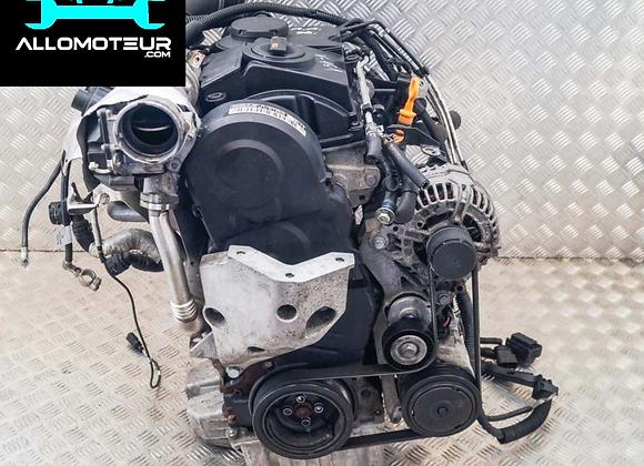 Moteur complet Volkswagen POLO 1.4TDI BMS