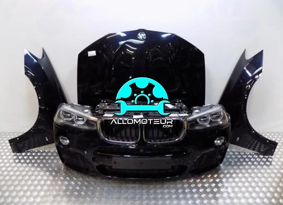 Face avant complète BMW X4 (F26) Pack M