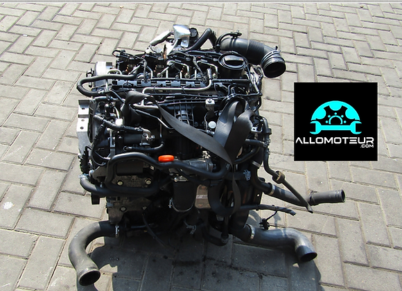 Moteur complet VW AUDI 1.6TDI CAYC