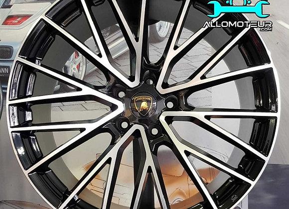 """Jantes 22 """" Lamborghini Urus + TPMS"""