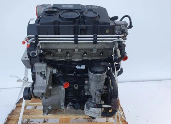 Moteur complet  Volkswagen Touran 1.9 TDI 90 cv BXJ