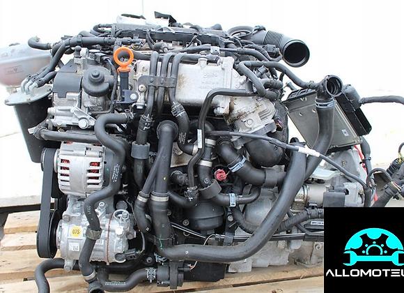 Moteur complet VW AUDI 1.6TDI CLHA