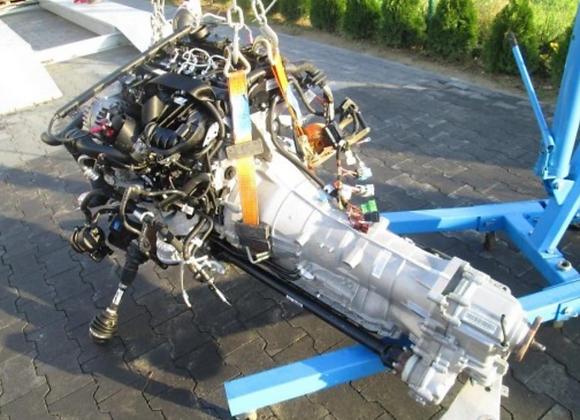 Boite automatique BMW X1