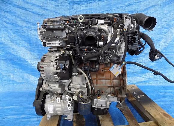 Moteur complet Citroen DS7 silnik 2.0 blue HDI