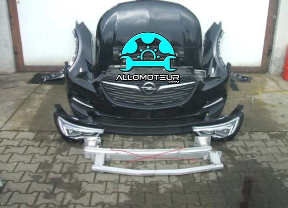 Face avant complète Opel Grandland X