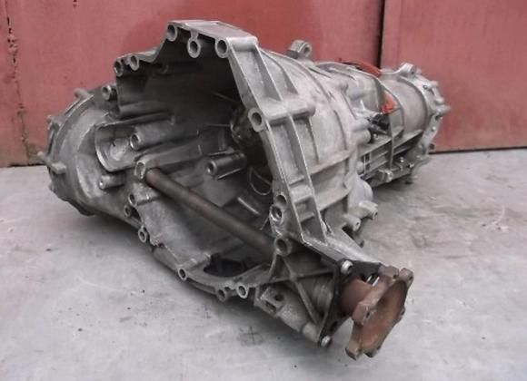 Boite de vitesses Audi A4 2.0 143 cv LLN