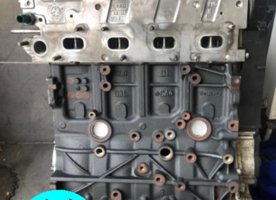 Bloc moteur VOLKSWAGEN 2.0 TDI CFCA