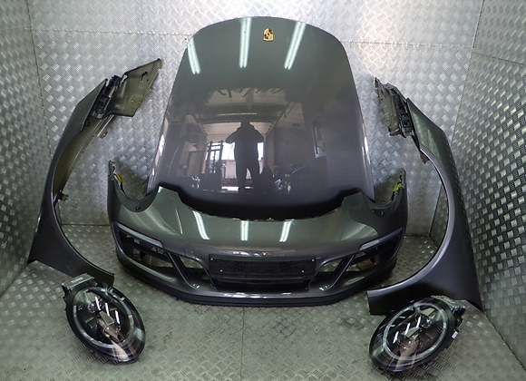Face avant complète PORSCHE 991 GTS LIFT