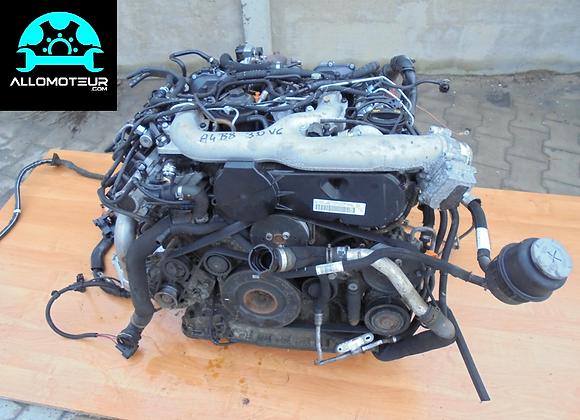 Moteur complet AUDI A5 Coupé Quattro 3.0 TDi V6 Tiptronic 239 cv CAPA