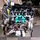 Moteur complet  Ford Transit Custom 2.0 TDCI 105 cv YLF6