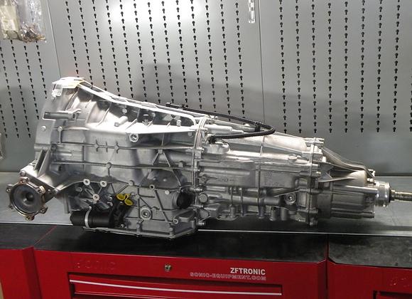 Boite Audi A6 STronic NPB