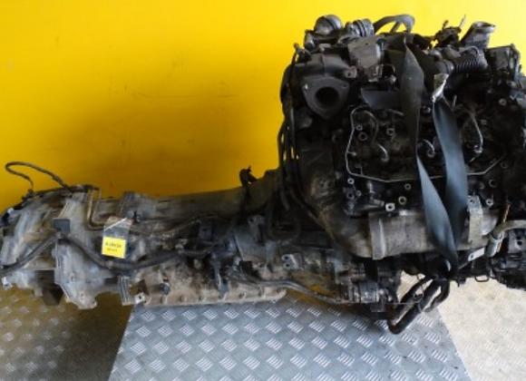 Moteur complet Nissan Navarra / Pathfinder 3.0 dCi V9X D40