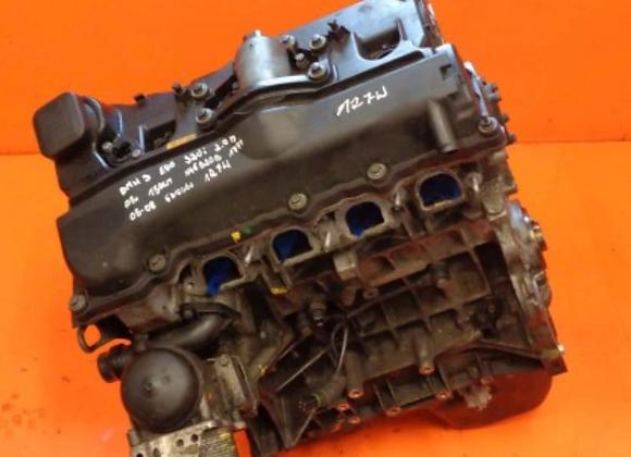 Bloc moteur Série 3 320i 2.0 i 16V 150cv ( Type E90 )