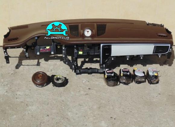 Tableau de bord complet Porsche Macan I phase I Couleur SATTELBRAUN