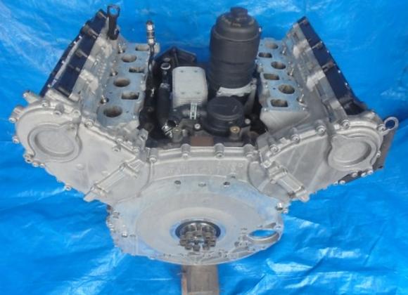 Bloc moteur nu culassé Audi 3.0 tdi BUG
