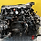 Thumbnail: Moteur complet HONDA CIVIC 1.8 R18A1