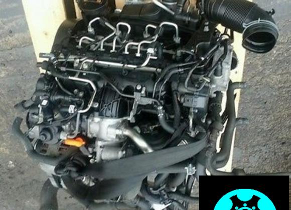 Moteur complet Volkswagen Golf 6 2.0 TDI CBB