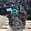 Bloc moteur nu Citroën C6 3.0 HDI V6 DT20C