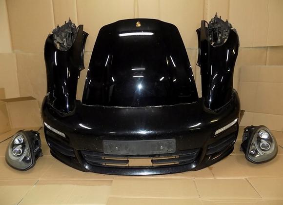 Face avant complète Porsche Panamera Phase II