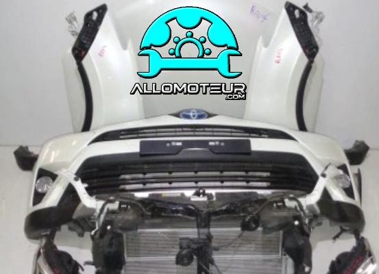 Face avant complète Toyota RAV4 (XA40) Quatrième génération (2013-2018)