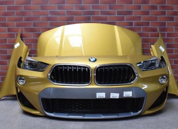 Face avant complète  BMW X2 F39